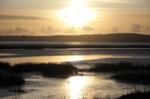 Sunset on Sandgate Shore Front